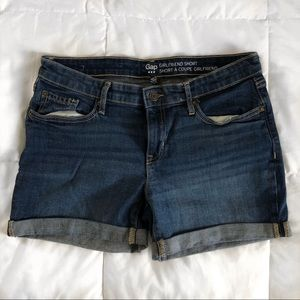 NWOT | GAP Girlfriend Short
